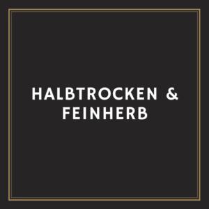 HALBTROCKEN&FEINHERB